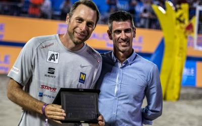 European duo win Coach of the Year prize