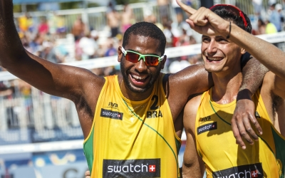 All-Brazilian men's #FTLMajor final
