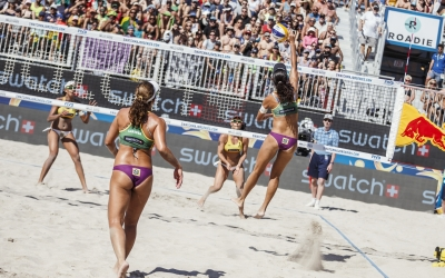 #FTLMajor gold for Larissa/Talita