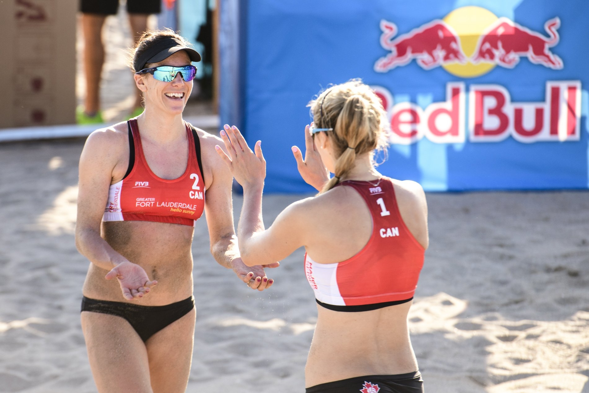 Jamie Broder and Taylor Pischke are qualified to the Fort Lauderdale Major main draw