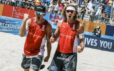 Latvians back to the podium in #FTLMajor